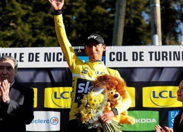 5c8e6d106a843 360x260 - ¡Orgullo colombiano! Egan Bernal, campeón de la París Niza y Nairo es subcampeón
