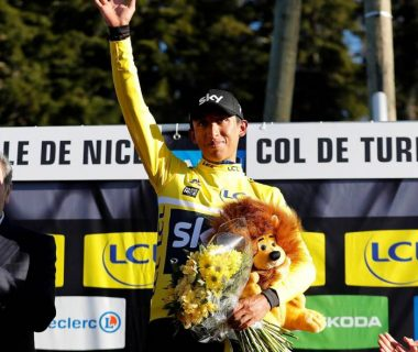 5c8e6d106a843 380x320 - ¡Orgullo colombiano! Egan Bernal, campeón de la París Niza y Nairo es subcampeón