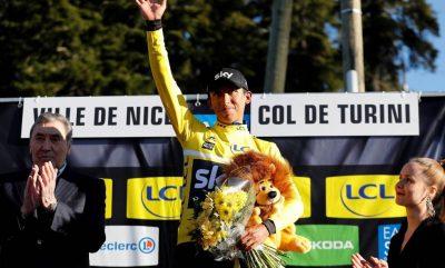 5c8e6d106a843 - ¡Orgullo colombiano! Egan Bernal, campeón de la París Niza y Nairo es subcampeón