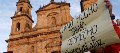 ei e1552825566346 598x264 - Nuevas marchas por la paz este lunes en Colombia