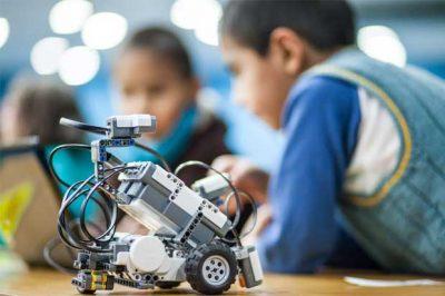 201707041626380.robots - Niños del Chocó buscan $ 150 millones para ir a mundial de robótica.(Foto ilustrativa: La República)