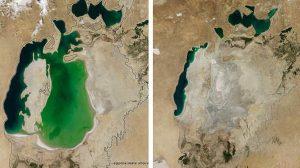 Lago 1 300x168 - La confrontación por el agua ya está