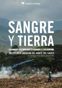"""Afiche Sangre y Tierra 72 212x300 - Atentan contra Francia Márquez, líder social ganadora del """"Nobel de medioambiente"""""""