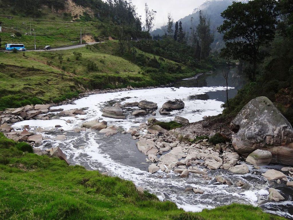 Río Bogotá Tequendama 1024x768 - El futuro del río Bogotá, a la deriva