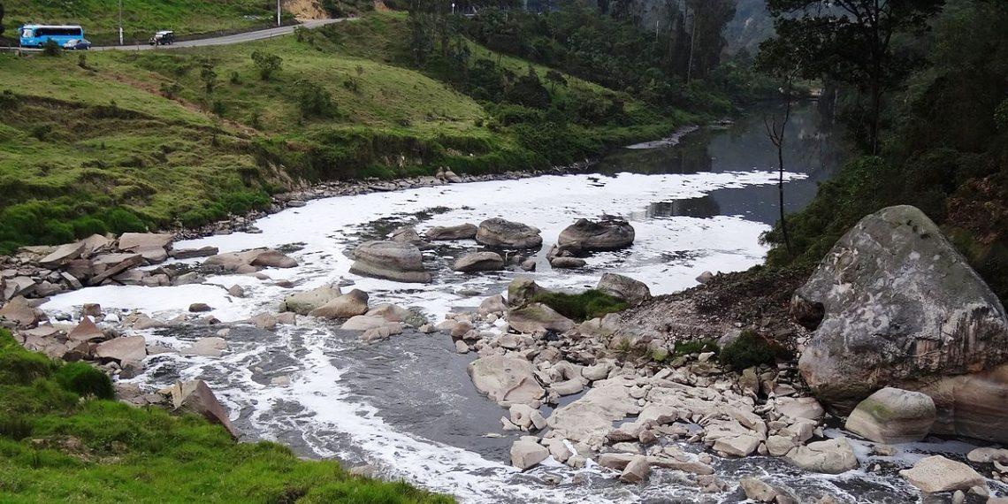 Río Bogotá Tequendama 1140x570 - El futuro del río Bogotá, a la deriva