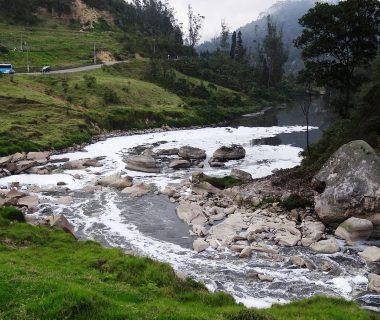 Río Bogotá Tequendama 380x320 - El futuro del río Bogotá, a la deriva