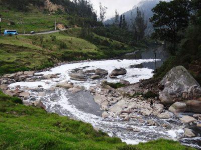 Río Bogotá Tequendama - El futuro del río Bogotá, a la deriva