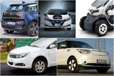 carros electricos colombia 2019 - Carros eléctricos en Colombia: Estos son los modelos que están a la venta