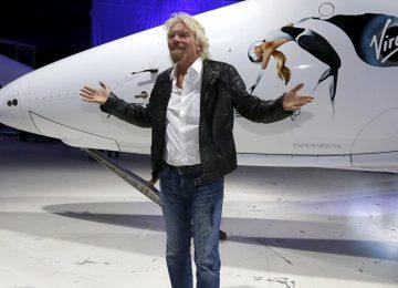 1056976394 360x260 - El último hito del turismo espacial: un avión de Virgin alcanza el límite del espacio