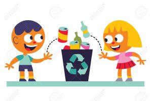 26337790 los niños y niñas de reciclaje 300x200 - El cambio climático afecta la salud de los niños