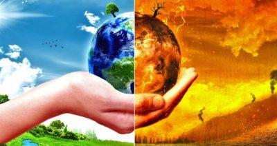 """calentamiento global - """"Quiero que entren en pánico"""": mensaje de una activista ambiental de 16 años en Davos//YouTube//Foto:RPP"""