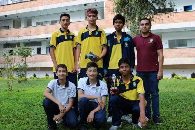 colombianos robotica el espectador 1 - Adolescentes representarán a Colombia en un torneo surcoreano de robótica