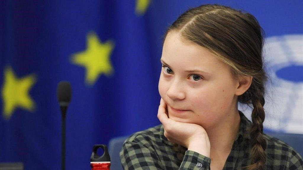 greta thunberg 1555425321244 1024x575 - La activista contra el cambio climático sueca Greta Thunberg, portada de la revista 'Time'