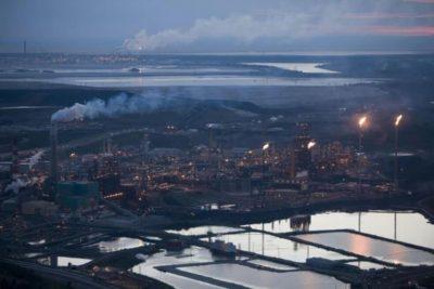 oilsands alberta - Canadá se declara en emergencia ambiental por el cambio climático