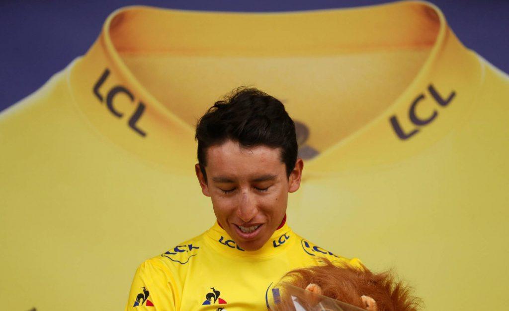 1564224638 718710 1564236525 noticia normal recorte1 1024x627 - Vida de Egan Bernal, el elegido para liderar el ciclismo los próximos años