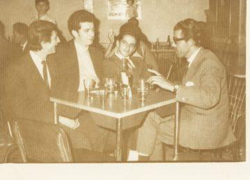 1970 Jairo García Orlando Cadavid Evelio Giraldo Luis Rivera 1024x767 360x260 - Un reportero de lavar y planchar