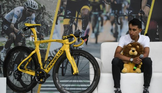 "egan si 0 555x320 - ""Lo único que anhelo es seguir montando bicicleta como un niño"": Egan Bernal"