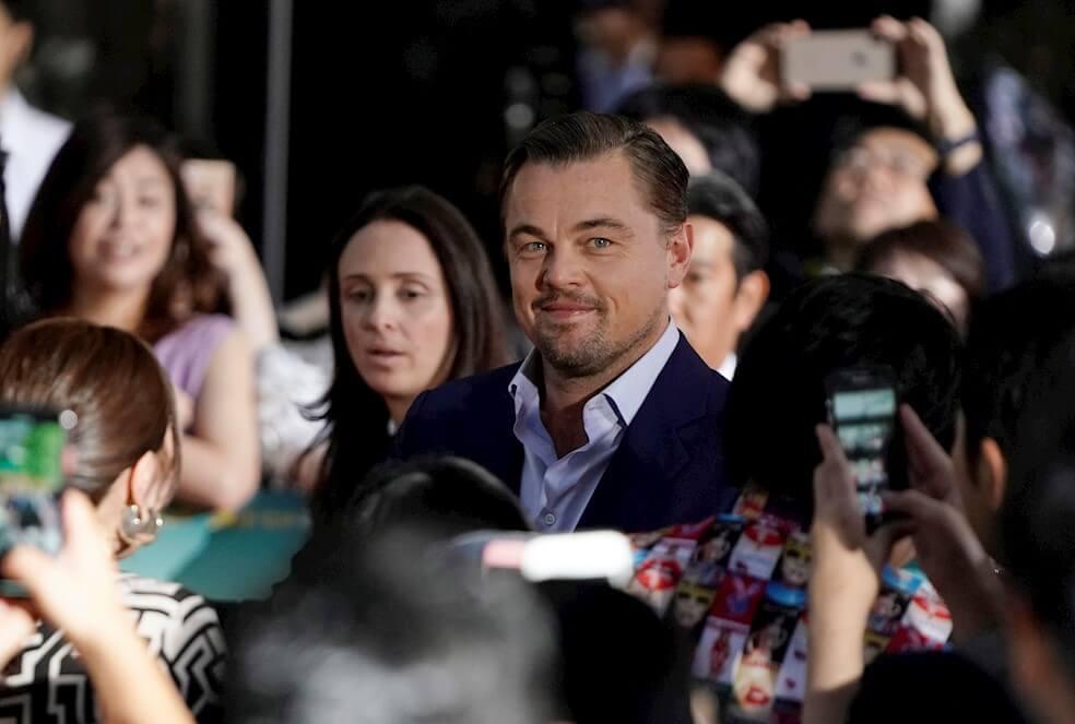 leonardo dicaprio efe - Leonardo DiCaprio dona cinco millones de dólares para luchar contra incendios en el Amazonas