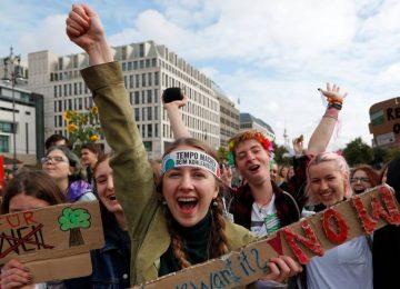 1568961989 411664 1568974547 noticia fotograma 360x260 - Los estudiantes lideran la protesta global contra el cambio climático en vísperas de la cumbre de la ONU