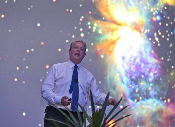 Al Gore 360x260 - El cambio climático es una verdad incómoda: Al Gore, ex vicepresidente de EE UU//YouTube.//Notimex.
