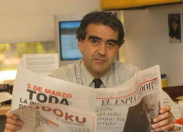 Fidel Cano director de El Espectador 360x260 - Fidel Cano: La presión del narcotráfico a la prensa colombiana sigue viva
