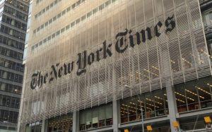 NYT Building 1080x675 300x188 - No fue mágica, fue exitosa: La fórmula que aplicó 'The New York Times' para reinventarse