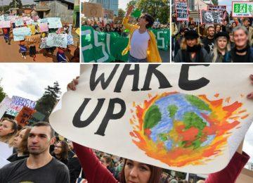collage1 10 360x260 - Comenzó la gran huelga mundial por el clima