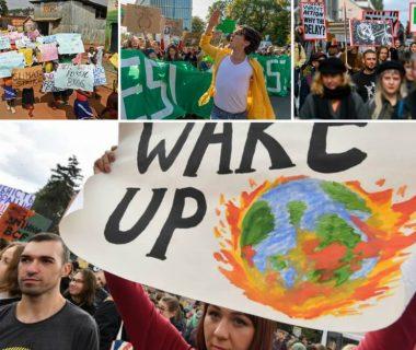 collage1 10 380x320 - Comenzó la gran huelga mundial por el clima