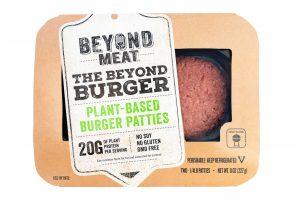 """deyacado beyond meat 300x200 - Probamos la """"carne"""" vegetal que quiere ser la hamburguesa del futuro"""