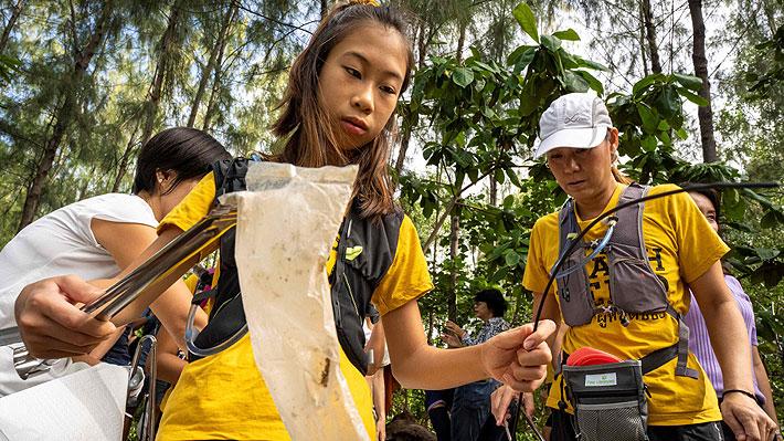 """file 20190916150558 - Niña de 12 años lucha contra el plástico en Tailandia: """"Cuando los adultos no hacen nada, los niños tenemos que actuar"""""""