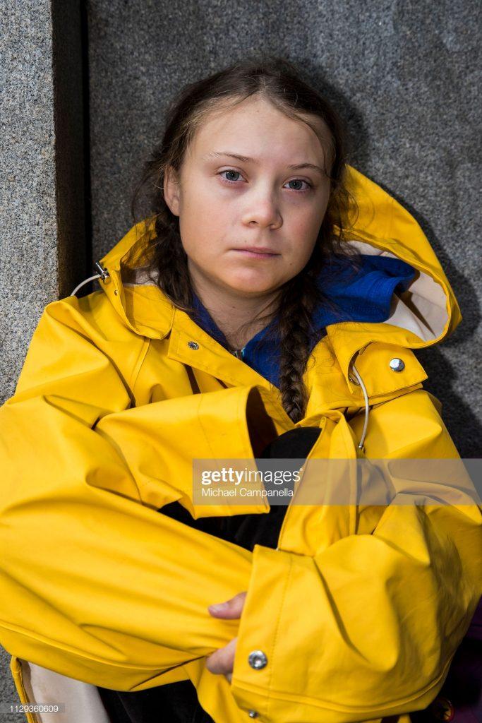 """gettyimages 1129360609 2048x2048 683x1024 - Greta Thunberg, en la Cumbre del Clima: """"¡Han robado mis sueños y mi niñez!""""//YouTube//Informe de El País, de España"""