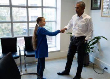 """imagen sin titulo 360x260 - Barack Obama, a la activista Greta Thunberg: """"Tú y yo somos un equipo"""""""