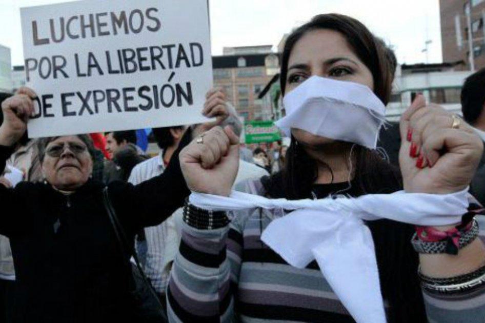 liberta de prensa archivo - EL REGRESO AL PASADO Y SIN UNO