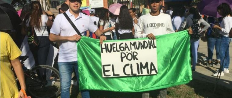 marcha ciudades 0 760x320 - Movilizaciones en Colombia contra el cambio climático