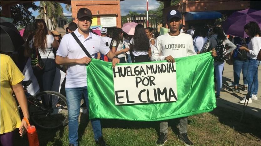 marcha ciudades 0 - Movilizaciones en Colombia contra el cambio climático