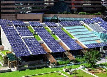 solar panel on roof top 360x260 - ANLA otorga licencia ambiental a proyecto para generación de energía solar en Santander