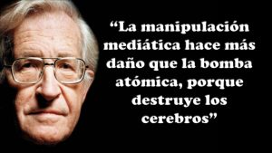 000056717 300x169 - Las 10 estrategias de manipulación mediática, según Noam Chomsky
