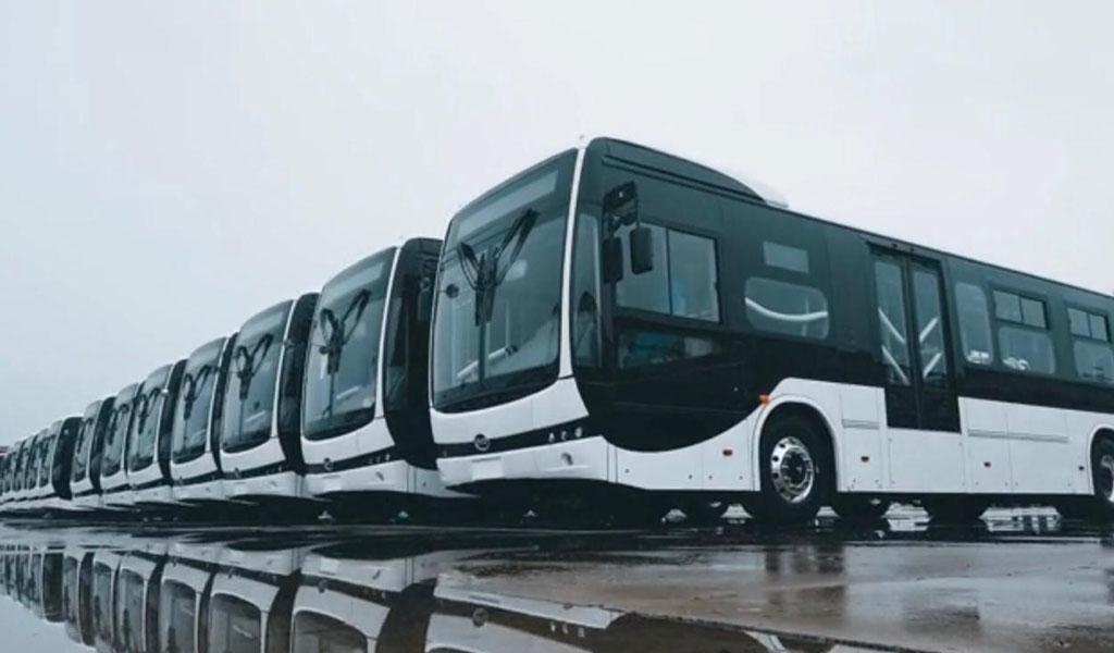 buses electricos - En Cali y Medellín rodarán los primeros buses eléctricos