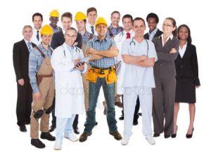 depositphotos 46619771 stock photo full length of people with 300x218 - Las diez habilidades que buscarán los empleadores en el 2020