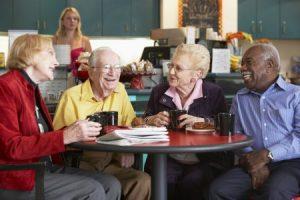 depositphotos 4790501 stock photo senior adults having morning tea 300x200 - 10 consejos para una vejez feliz, y ser un adulto mayor útil y alegre