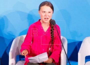 """imagen 360x260 - Greta Thunberg a los líderes mundiales: """"El cambio viene, les guste o no"""""""