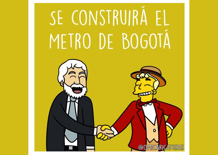 metrobog 1 - METRO TRANSPARENTE O INEFICIENTE