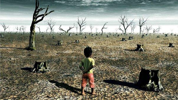 unicef asegura que cambio climatico pone en pe 839200 332764 jpg 604x0 - Los niños y jóvenes tienen derecho a protestar por el cambio climático sin ser acosados