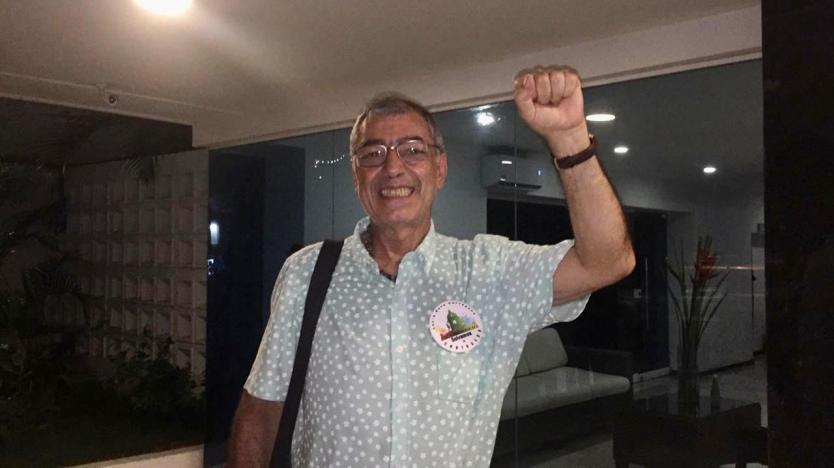william dau alcalde cartagena 0 - Alcalde electo de Cartagena promete acabar con la corrupción en su gobierno