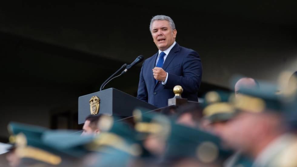 1574122685 285488 1574161225 noticia fotograma - Colombia se moviliza de forma masiva contra el Gobierno de Iván Duque//El País, de España//YouTube