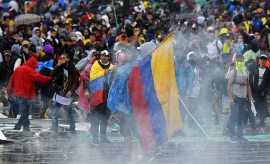 1574446775 926792 1574451219 noticia normal recorte1 1024x623 - Duque evita dar una respuesta a los reclamos sociales tras las masivas protestas en Colombia