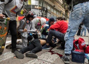 """15747648717312 360x260 - La prensa mundial registró muerte Dylan Cruz: """"El rostro de las protestas en Colombia"""""""
