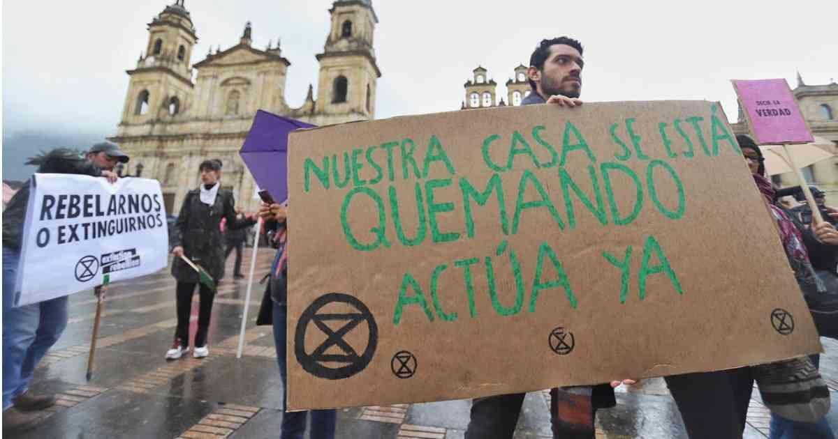 46818 1 - Movimientos ambientalistas se unirán al paro nacional del 21 de noviembre