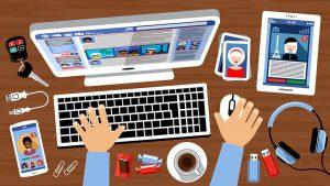 Herramientas gestionar redes sociales 300x169 - 2019: la crisis de las redes sociales