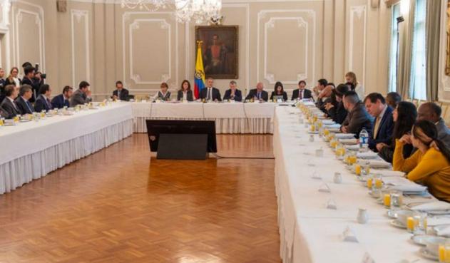 comite 1 - Comité del paro no acepta diálogo propuesto por Iván Duque y se levanta de la mesa